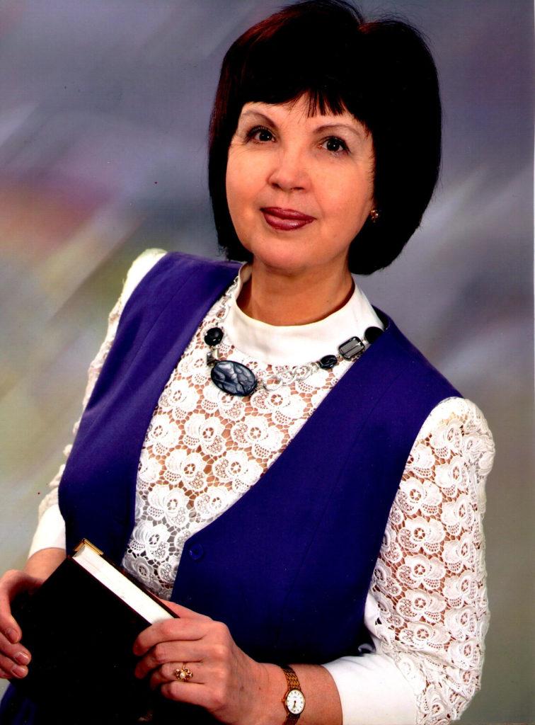 Савва Любовь Ивановна