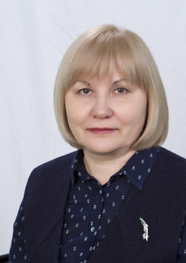 Семенова Лидия Михайловна
